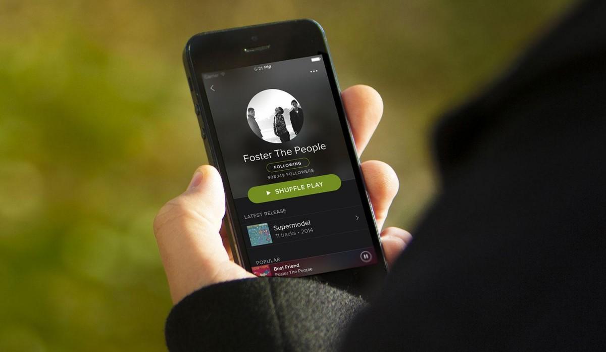 spotifyphone