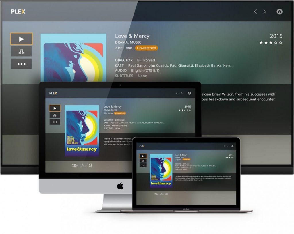 Nu er Plex gratis på Android TV og andre Smart TV