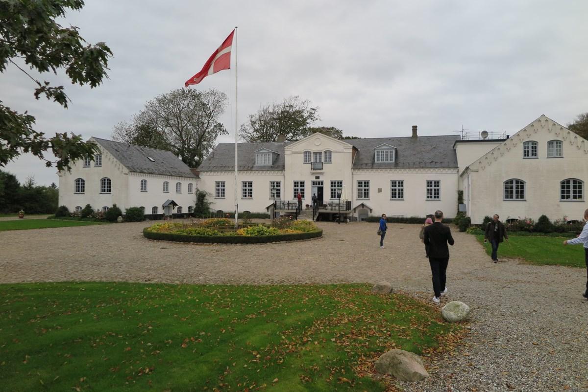 Gården Quistrup i dag. Foto: recordere.dk