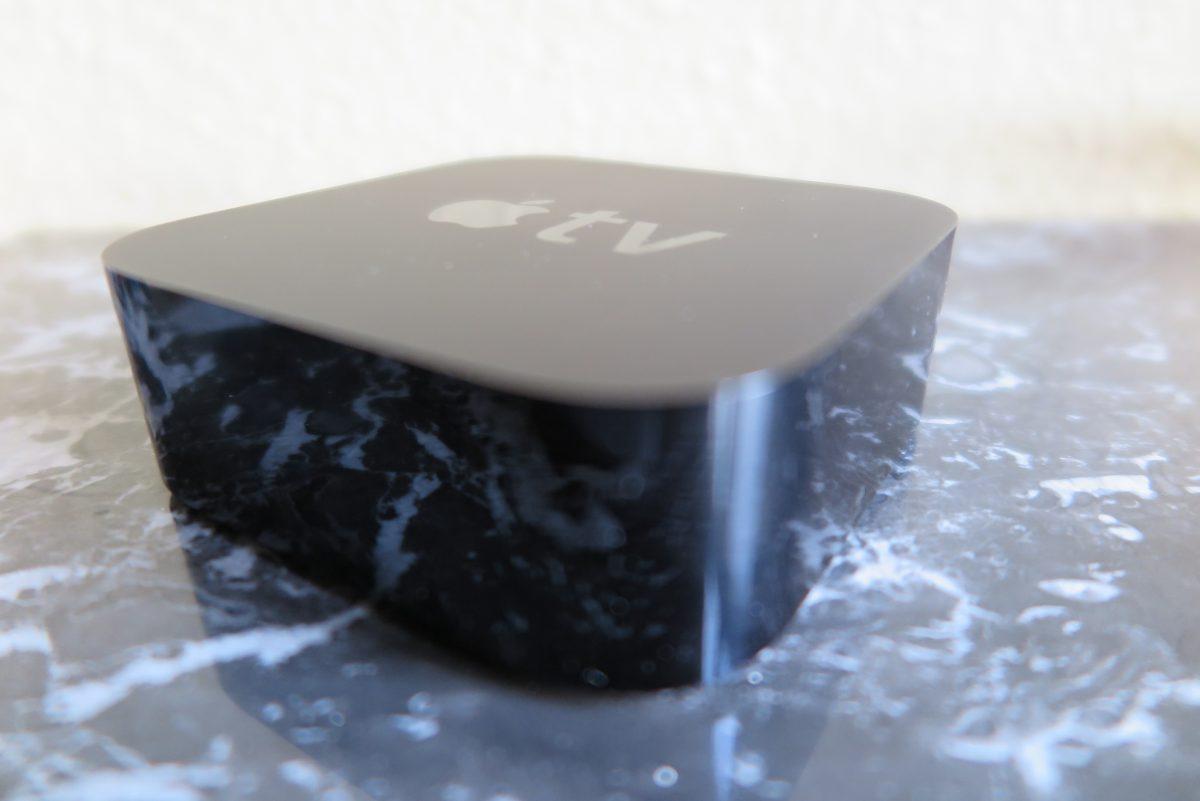 Apple TV 4. Foto: recordere.dk