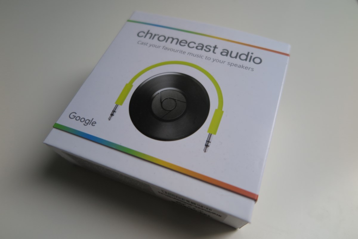 Chromecast Audio. Foto: recordere.dk