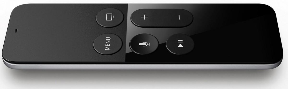 Apple TV 4 fjernbetjening