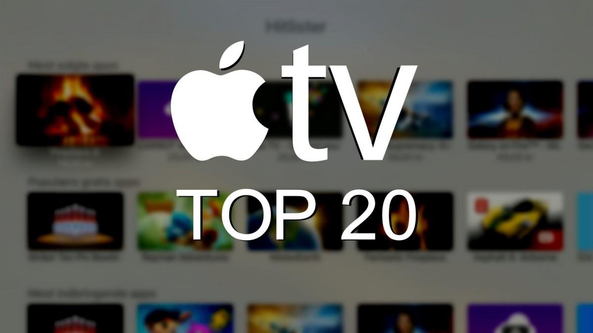 Apple TV top 20