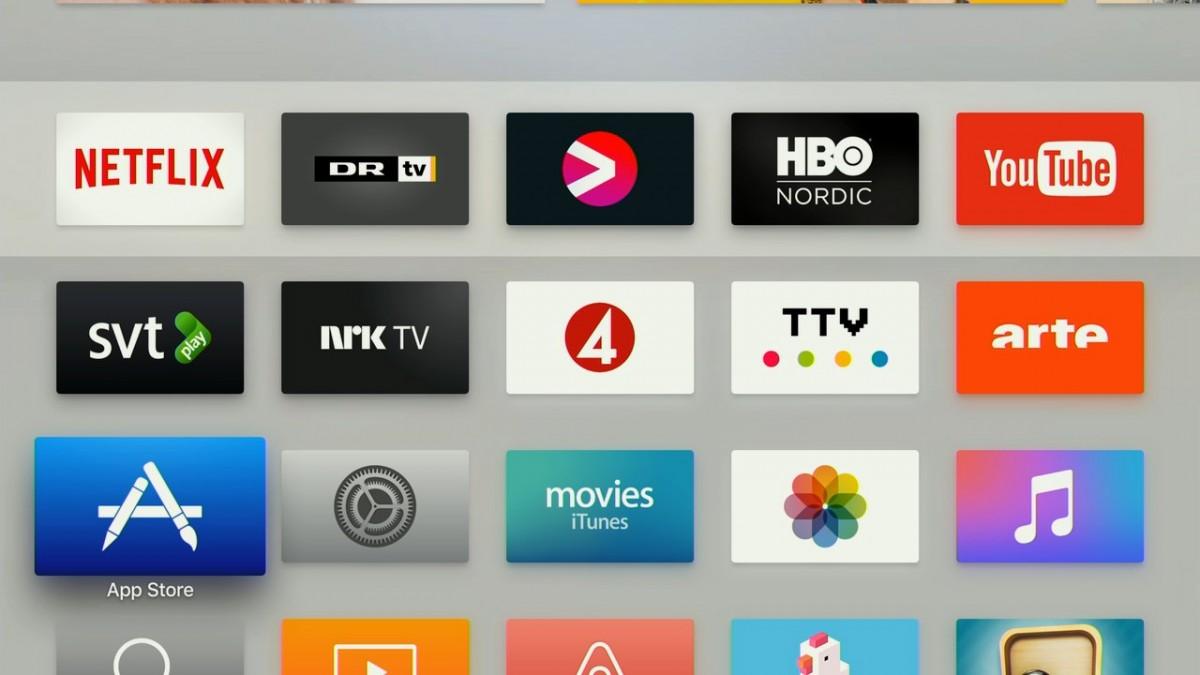 Apple TV 4 forside. Foto: recordere.dk