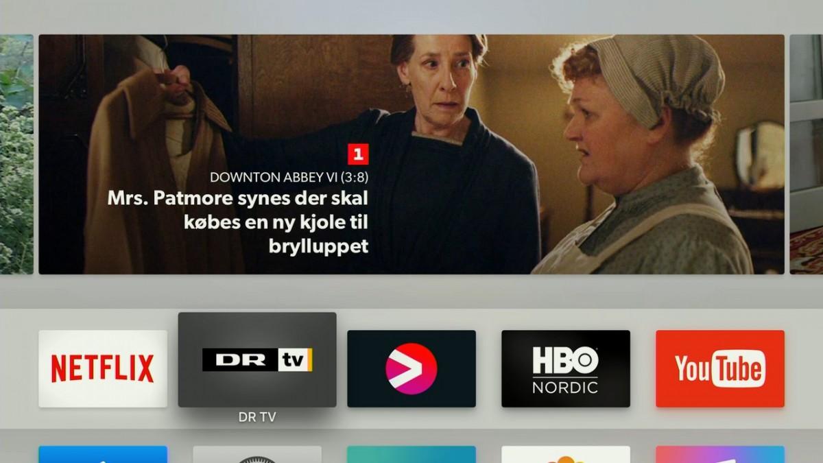 Apple TV 4 DR TV