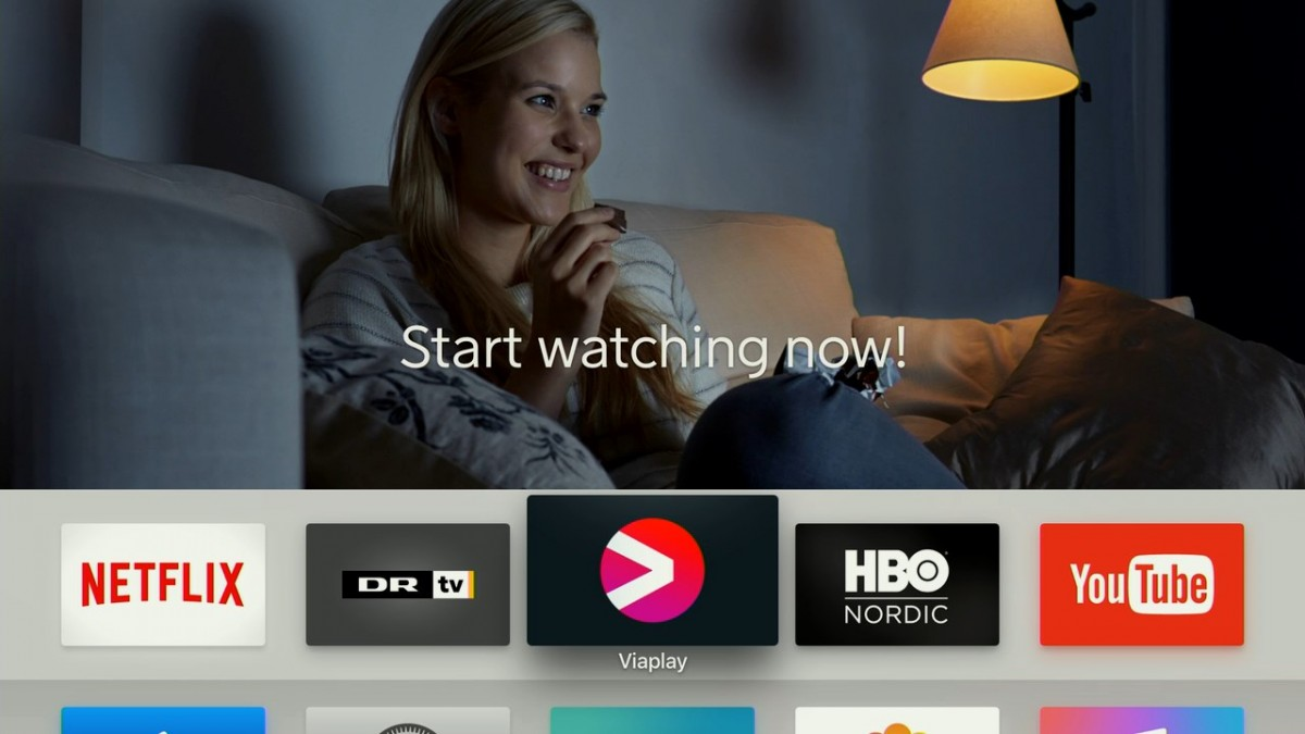 Apple TV 4 Viaplay