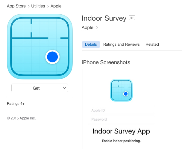 indoorsurvey
