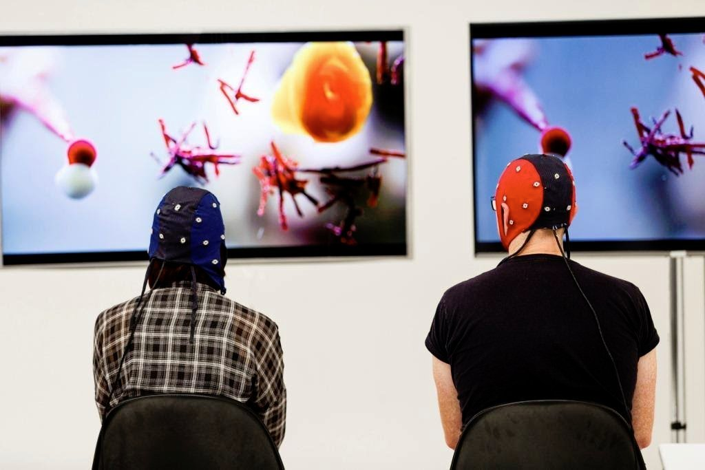 Hvad reagerer hjernen med på? Foto: Samsung