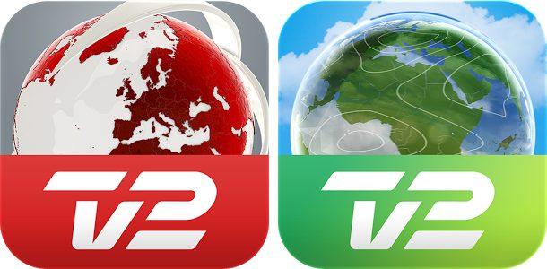 TV 2 apps