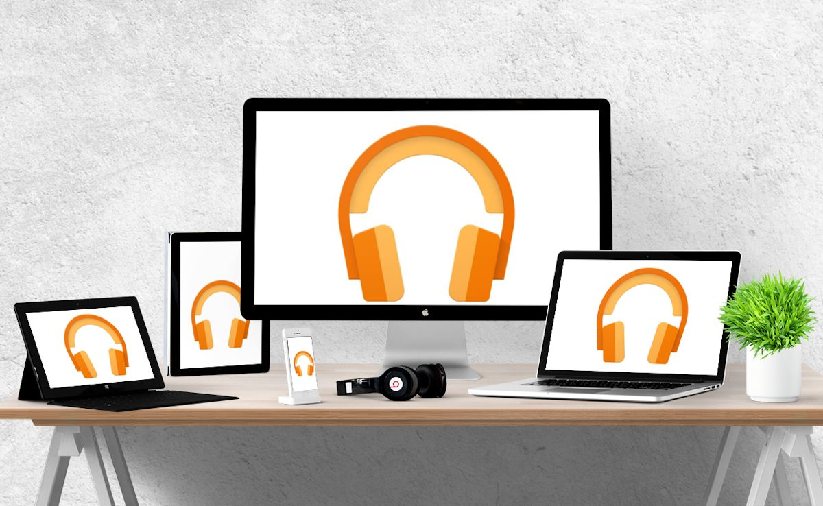 Google Play Music Familie. Foto: recordere.dk