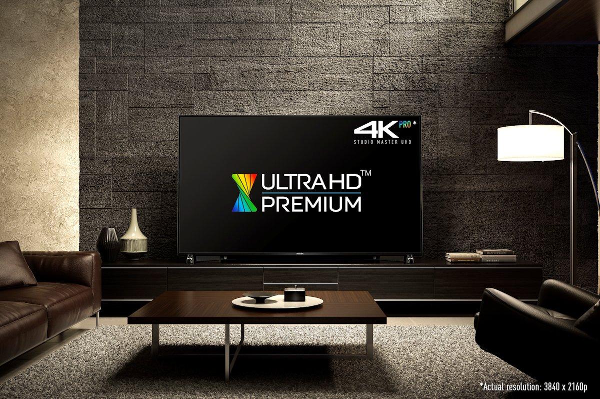Panasonic DX900 Ultra HD Premium TV