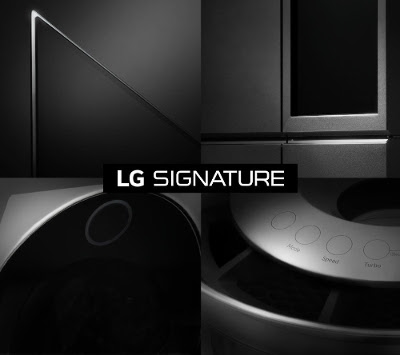 Teaser for LG SIGNATURE