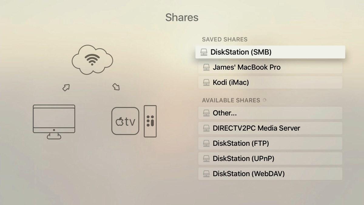 Infuse Apple TV