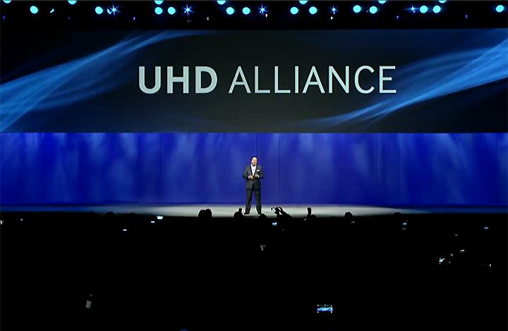 UHD Alliance. Foto: Samsung