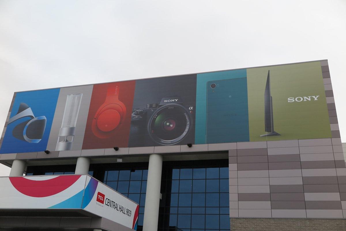 Nogle af Sony-nyherne på CES