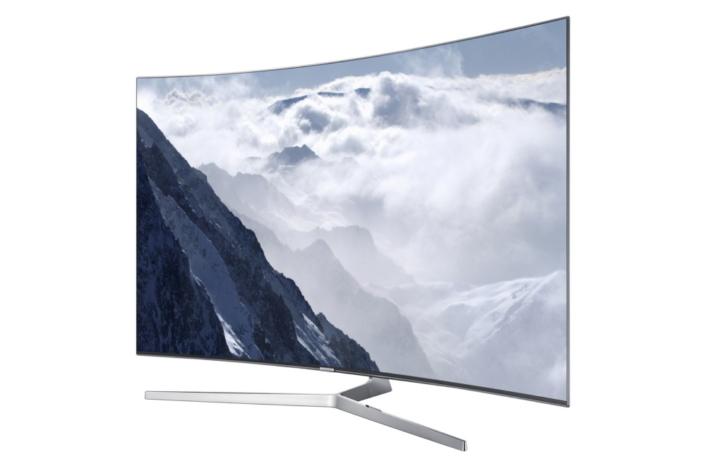 Samsung SUHD 2016 TV.