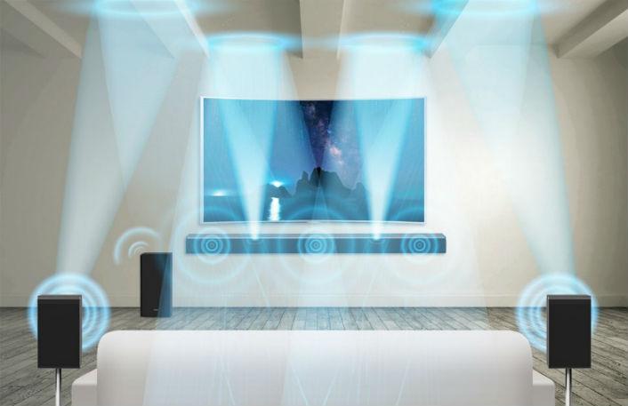 Samsung's nye HW-K950 Soundbar