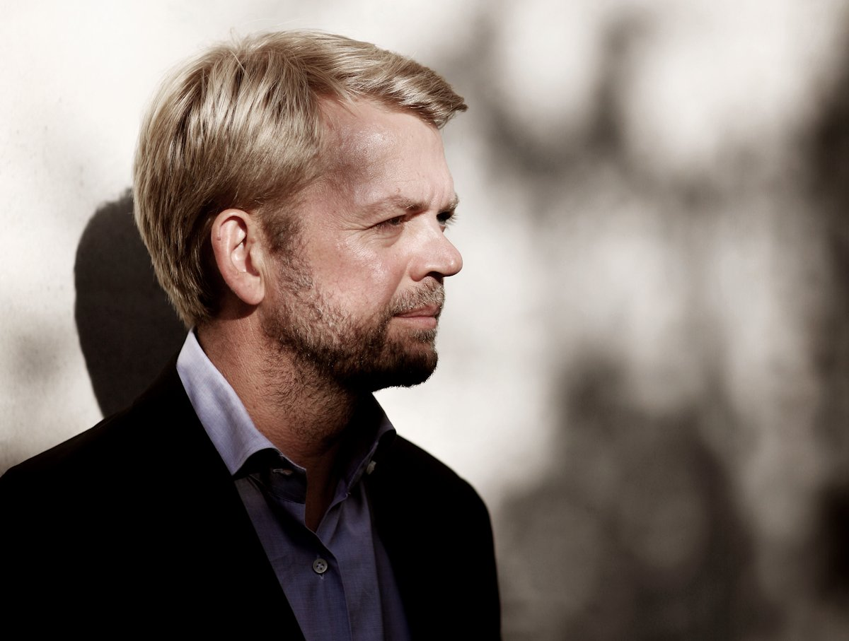 Ulf Lund, direktør i Boxer. Foto: Boxer TV