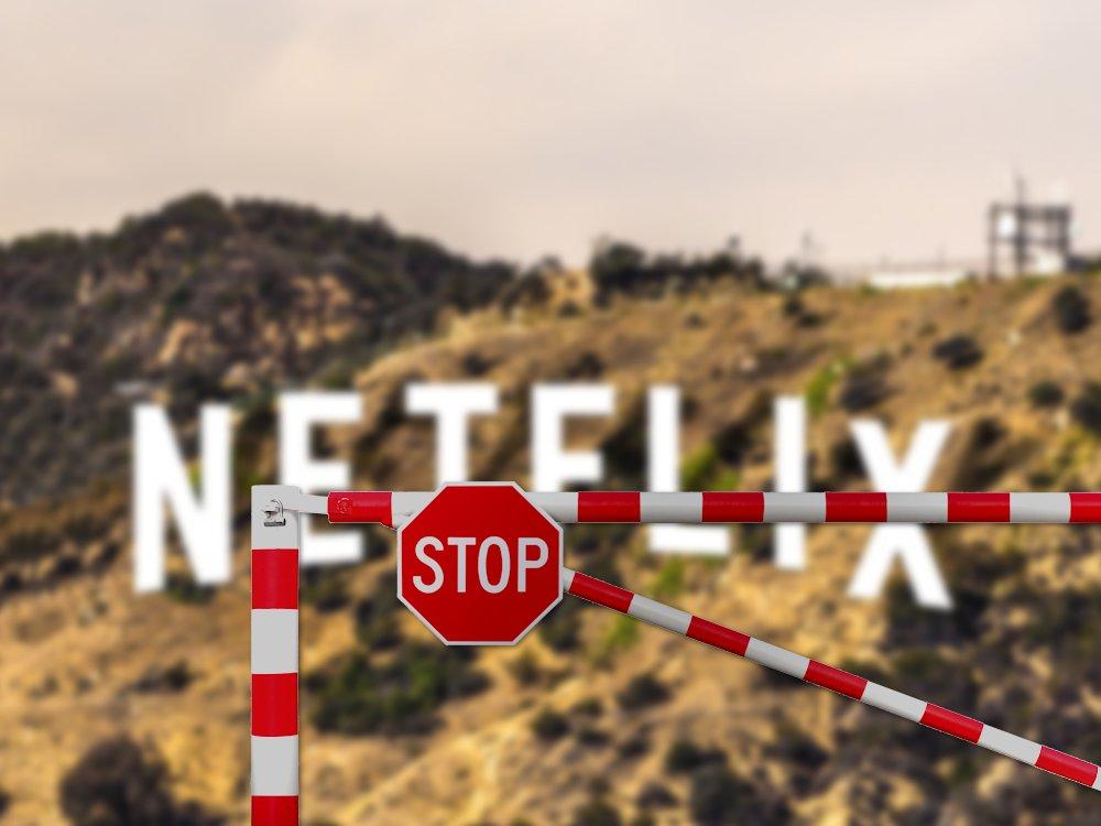 Netflix gør klar til at lukke grænserne (Foto: Shutterstock.com/recordere.dk)