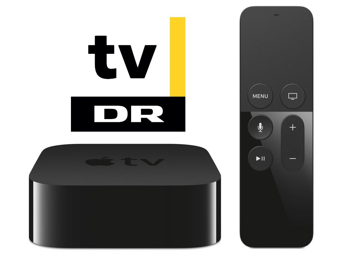 DR TV Apple TV