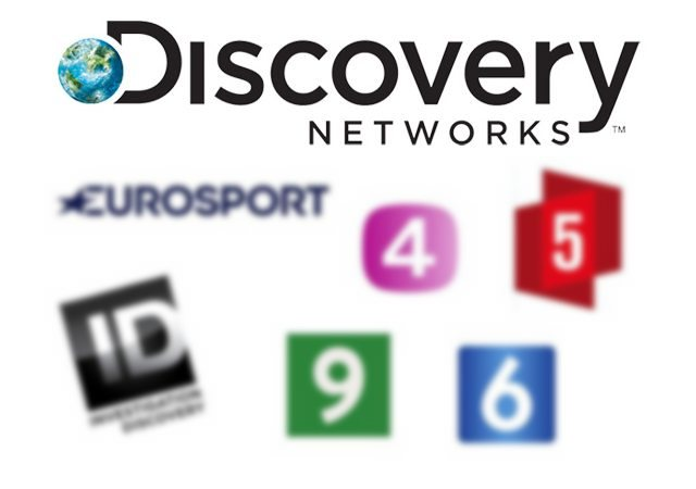 Discovery tv-kanaler