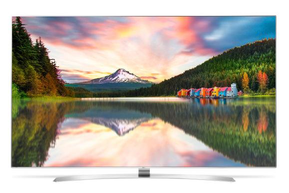 LG Super UHD TV på CES 2016