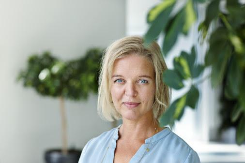 Pernille Erenbjerg, koncernchef i TDC