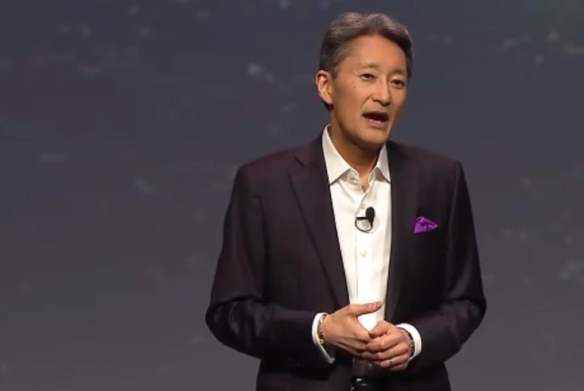 """Kazuo """"Kaz"""" Hirai : CEO Sony"""