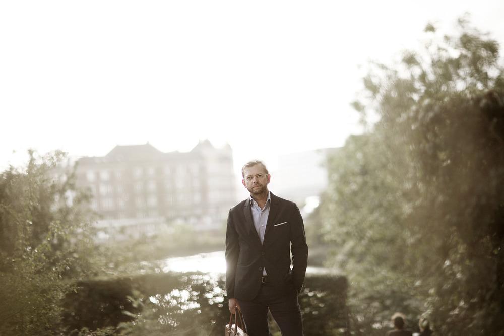 Ulf Lund, direktør i Boxer TV. Foto: Boxer TV