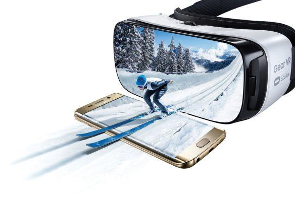 Samsung VR OL virtual reality