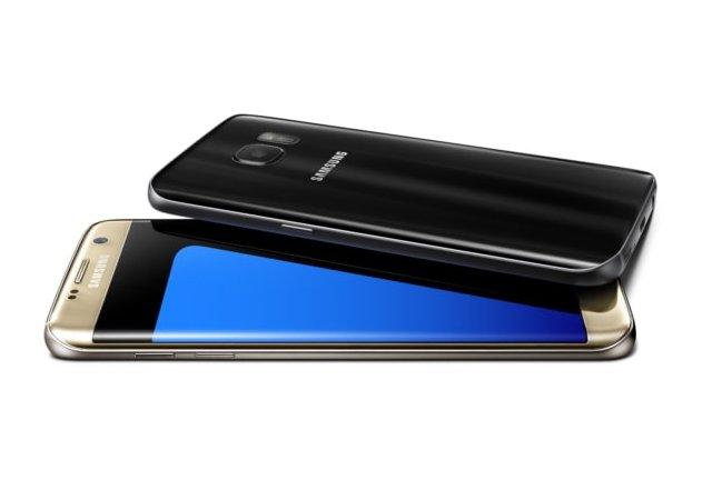 Samsung Galaxy S7 og S7 Edge