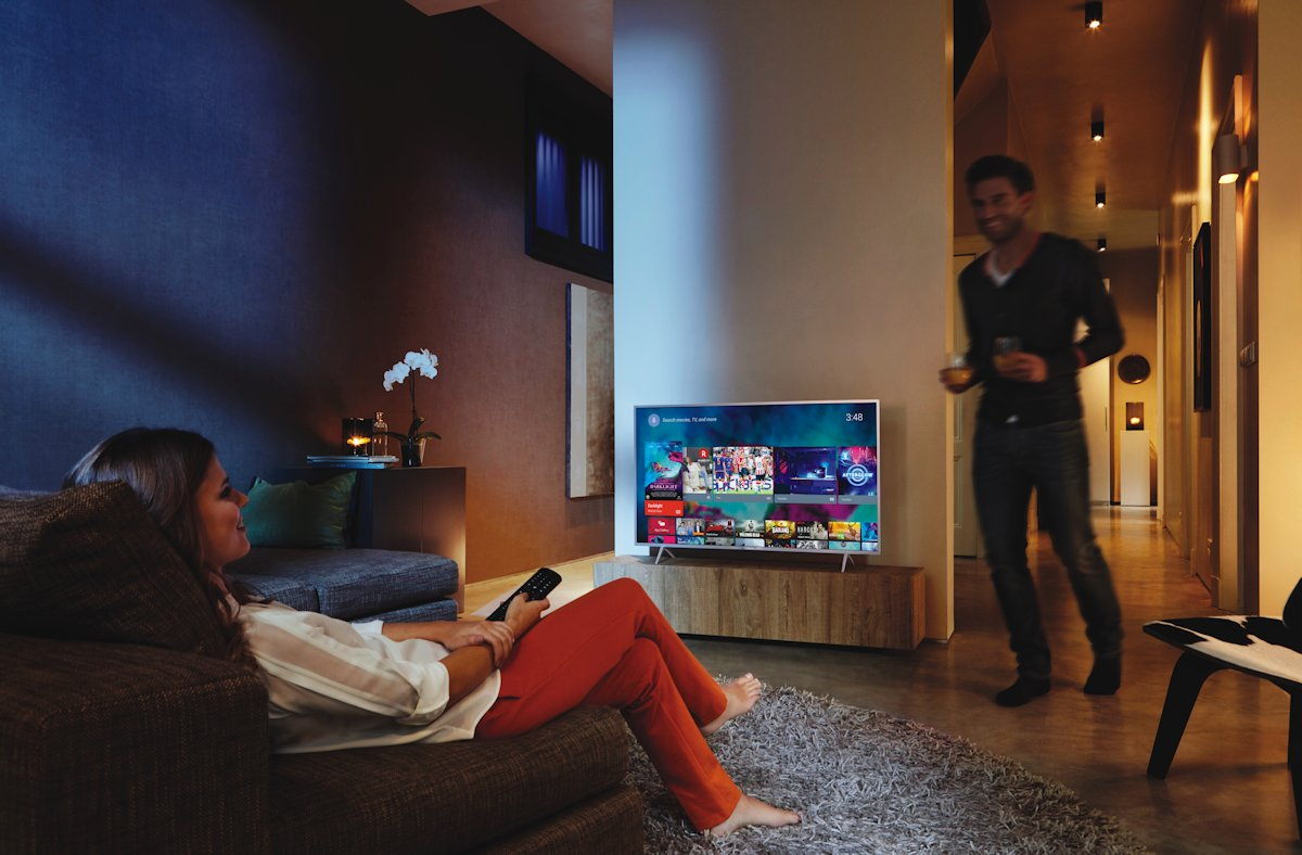 Philips LS 5500 Android TV