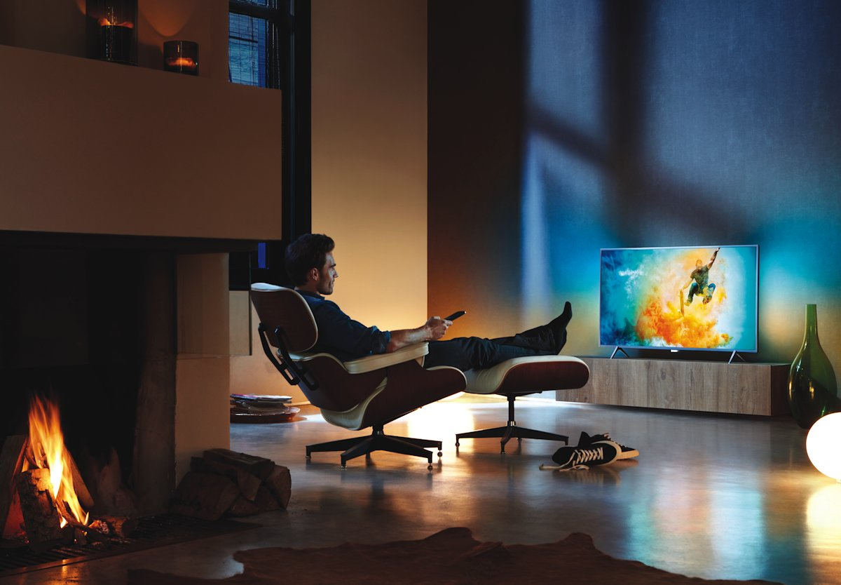 Philips LS 6400 Android TV