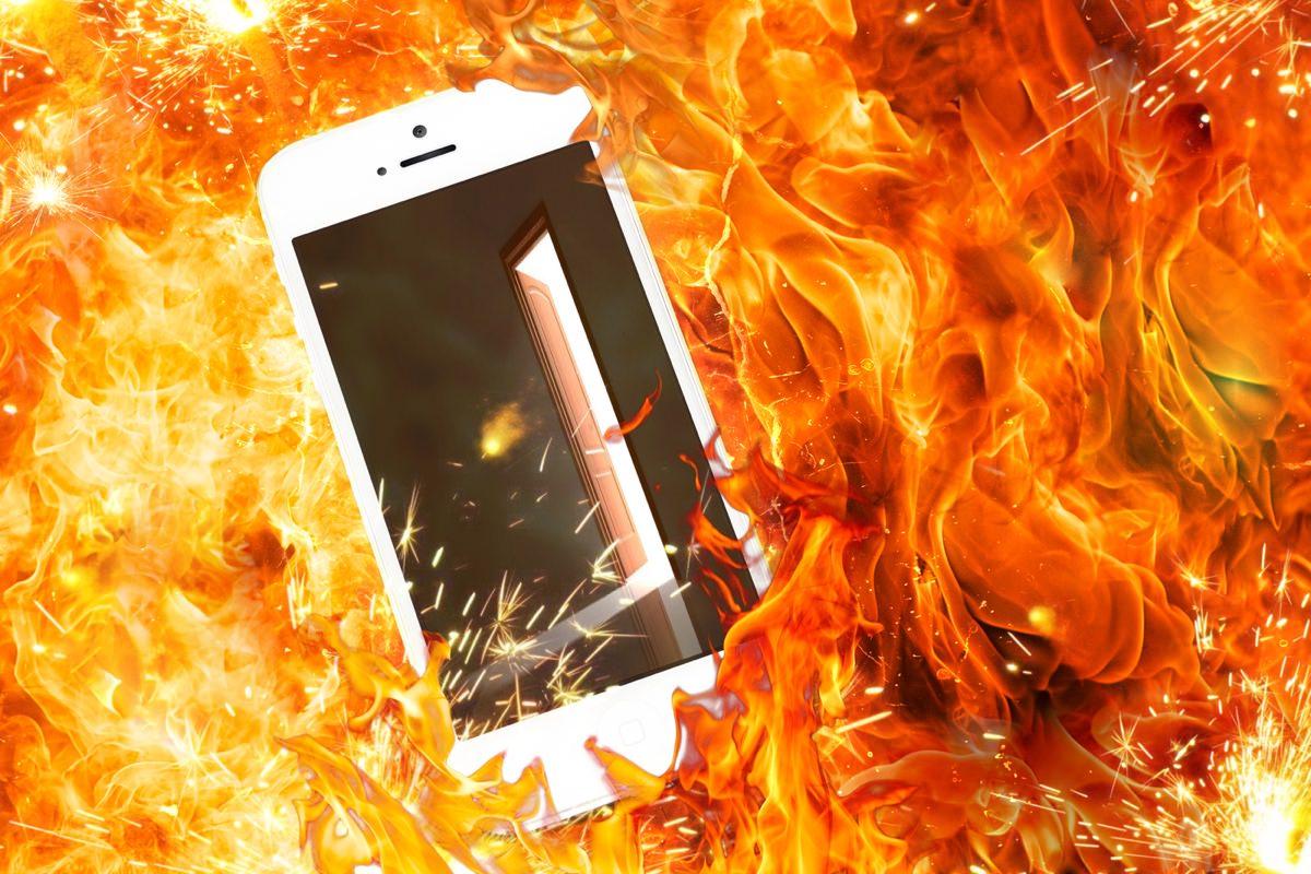 Apple vil ikke lave bagdør til FBI (foto: recordere.dk/place.to)