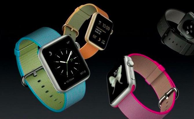 ApplewatchWOvenNylon