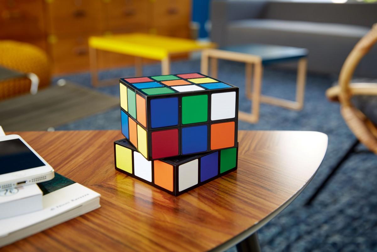 Rubiks Bluetooth højttaler