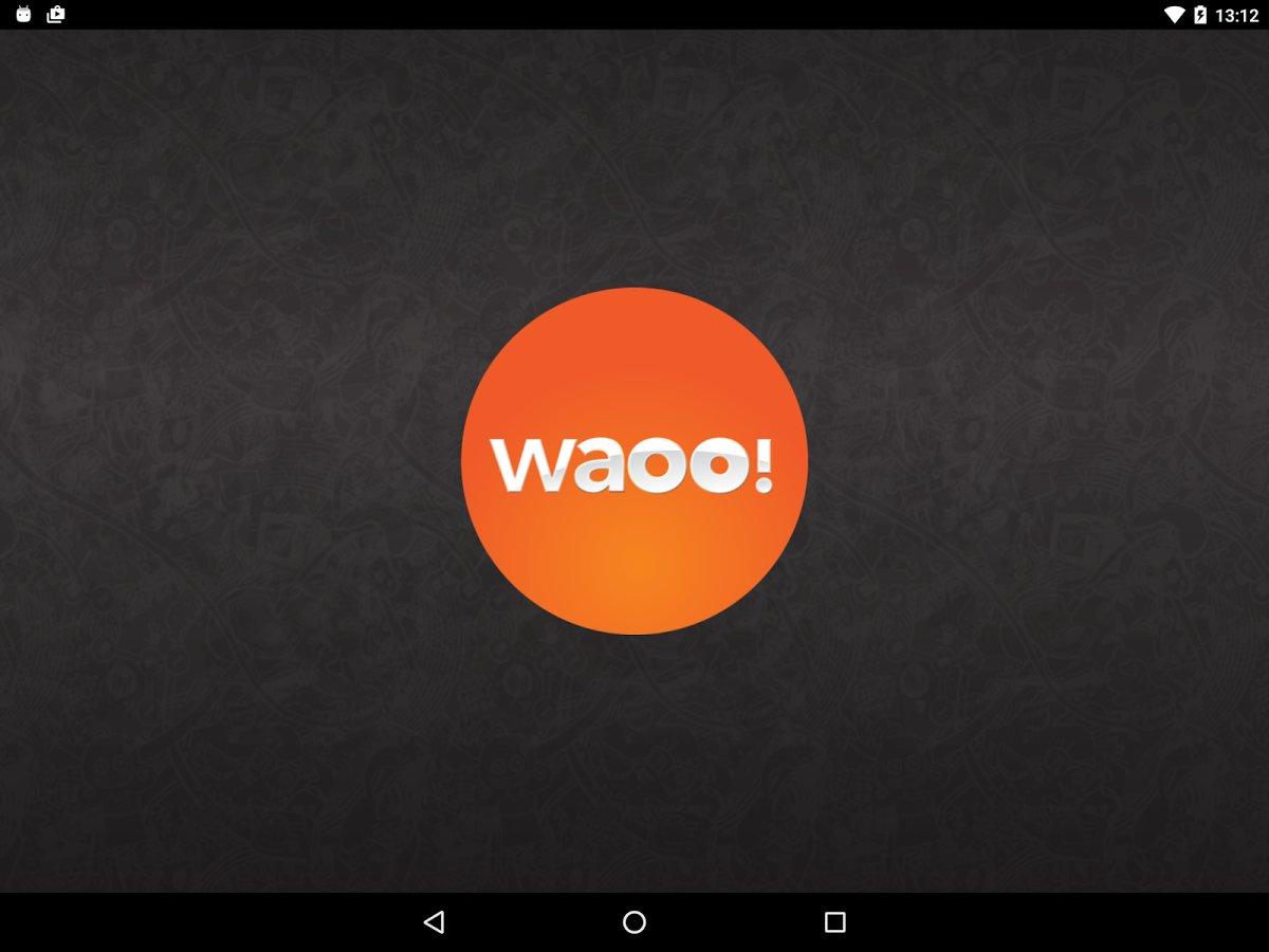 Waoo! Web TV Android