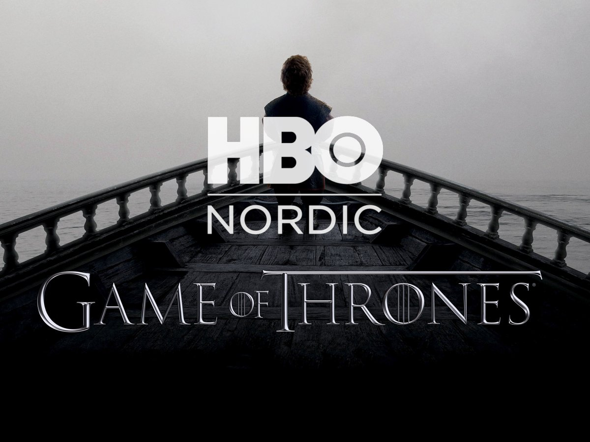 HBO Nordic Game of Thrones logo stock thumbnail
