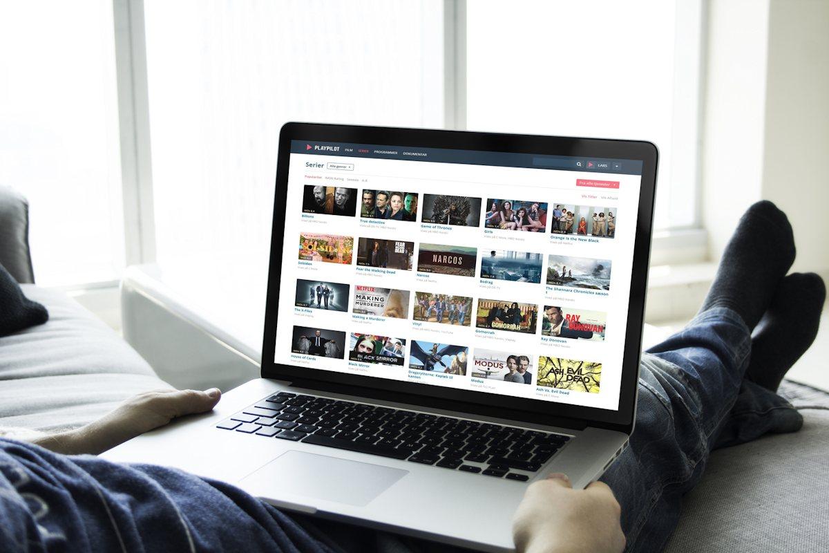 PlayPilot samler de forskellige streamingtjenester. Foto: recordere.dk