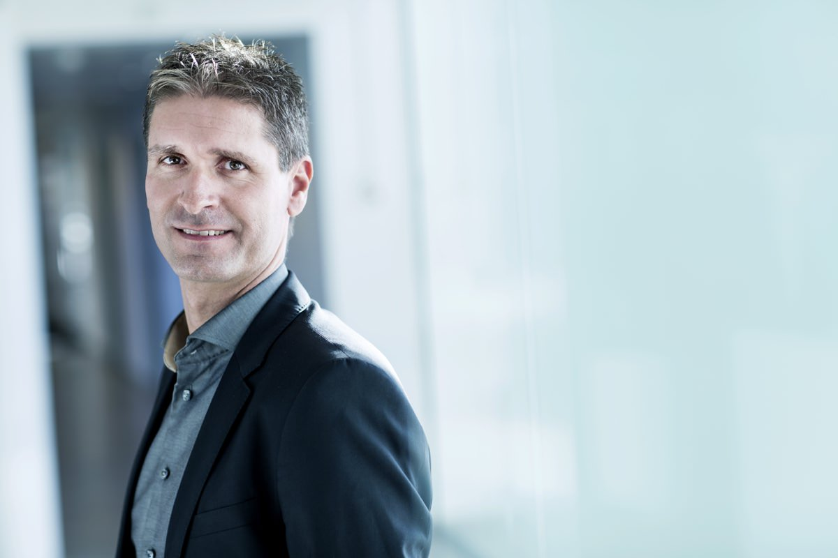 Direktør for Privat Product Management hos TDC, René Brøchner