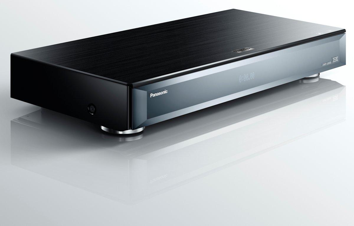 Panasonic 4K UHD Blu-ray UB900 right