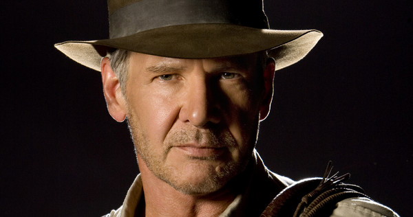 "INDIANA JONES AND THE KINGDOM OF THE CRYSTAL SKULL - Harrison Ford is back as Indiana Jones in ""Indiana Jones and the Kingdom of the Crystal Skull.""  hoto Credit: David James ô & © 2008 Lucasfilm Ltd. All Rights Reserved. Used under authorization. Source: Paramount Pictures Handout"
