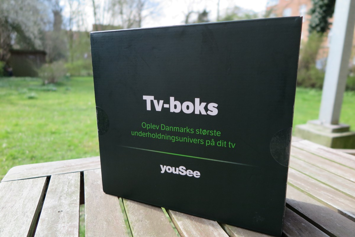 Kassen til YouSee TV-boks. Foto: recordere.dk