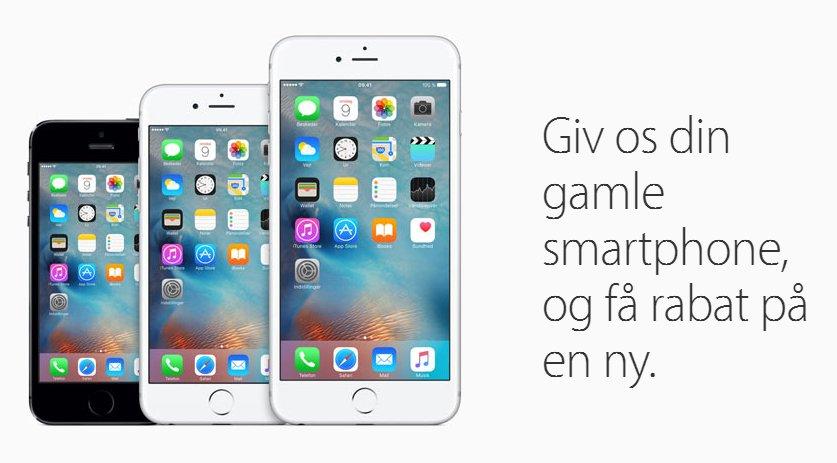 byt din iphone til ny