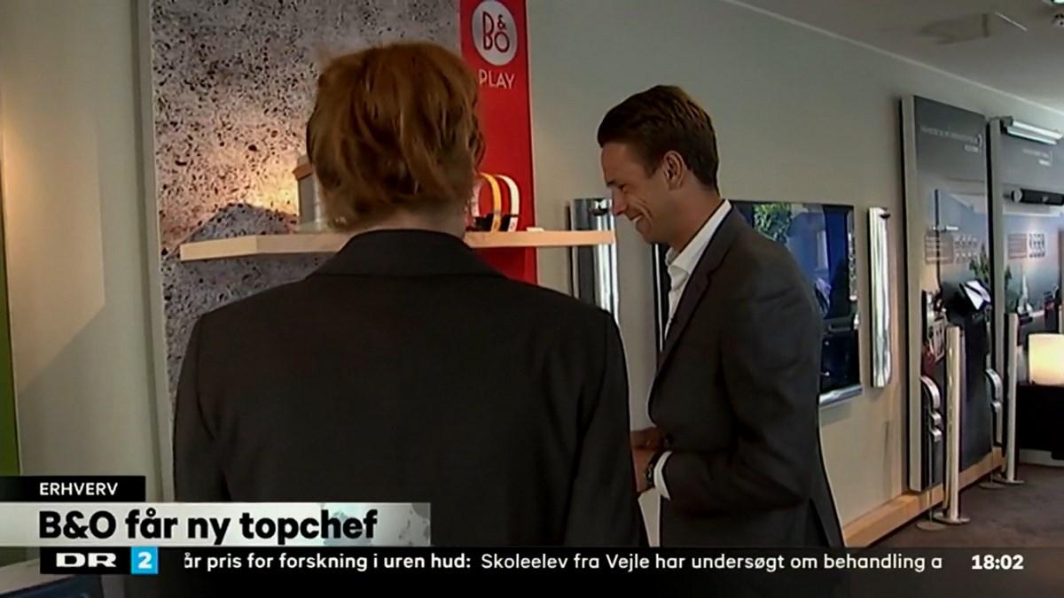 DR2 er endnu kun opskalleret SD udsendt i HD. Foto: recordere.dk