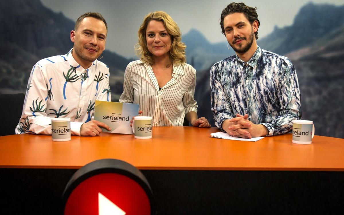 Serieland på TV 2 Play. Foto: TV 2