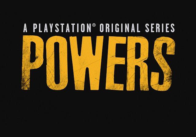 PlayStation Powers logo thumbnail stock