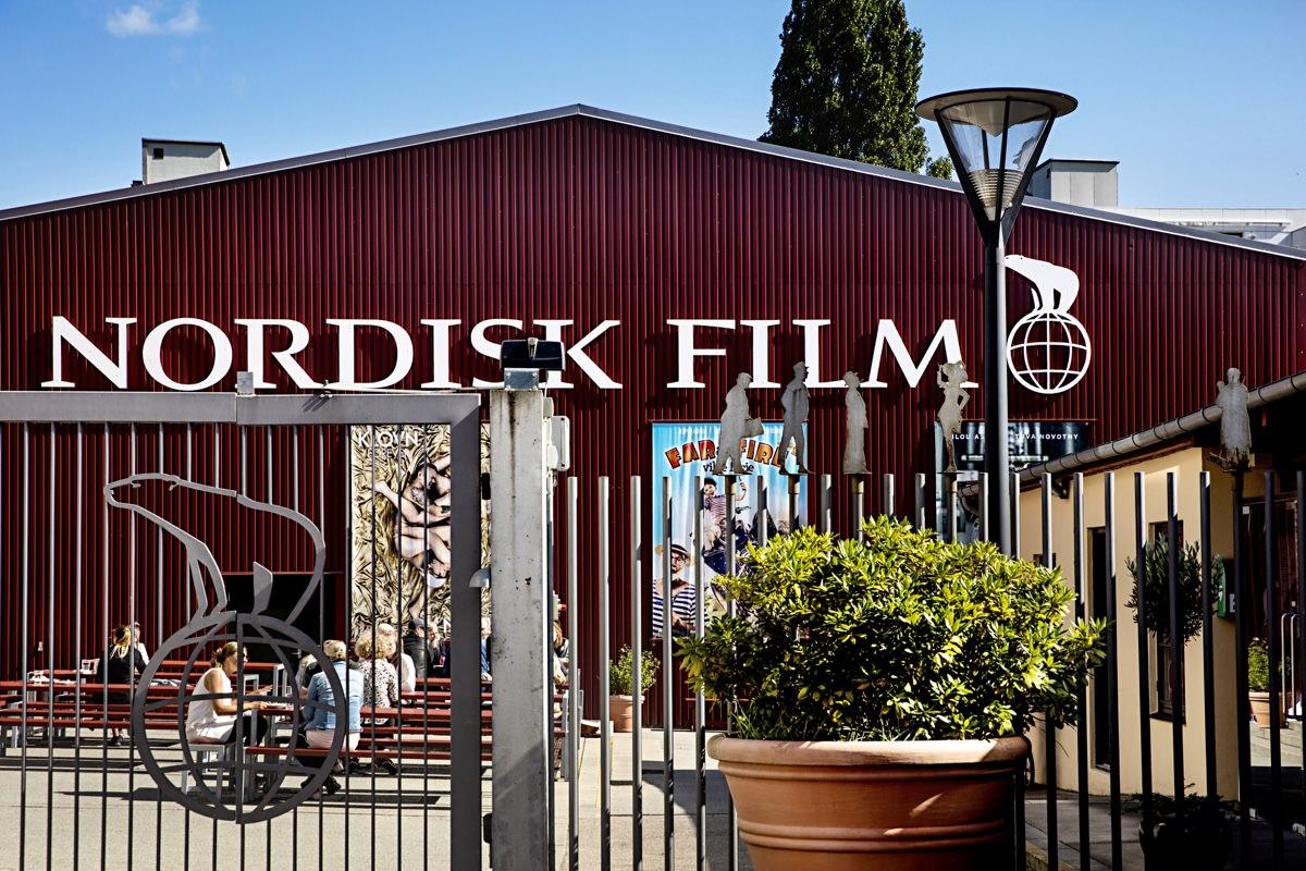 Nordisk Film i Valby (Foto: Egmont)