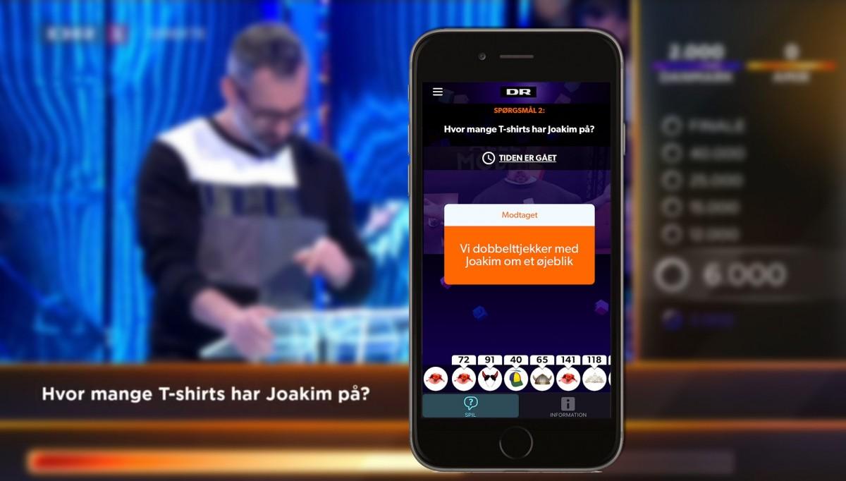 Alle mod 1 er uegnet til tv-streaming pga. forsinkelserne på tv i forhold til svartiden i app. Foto: recordere.dk