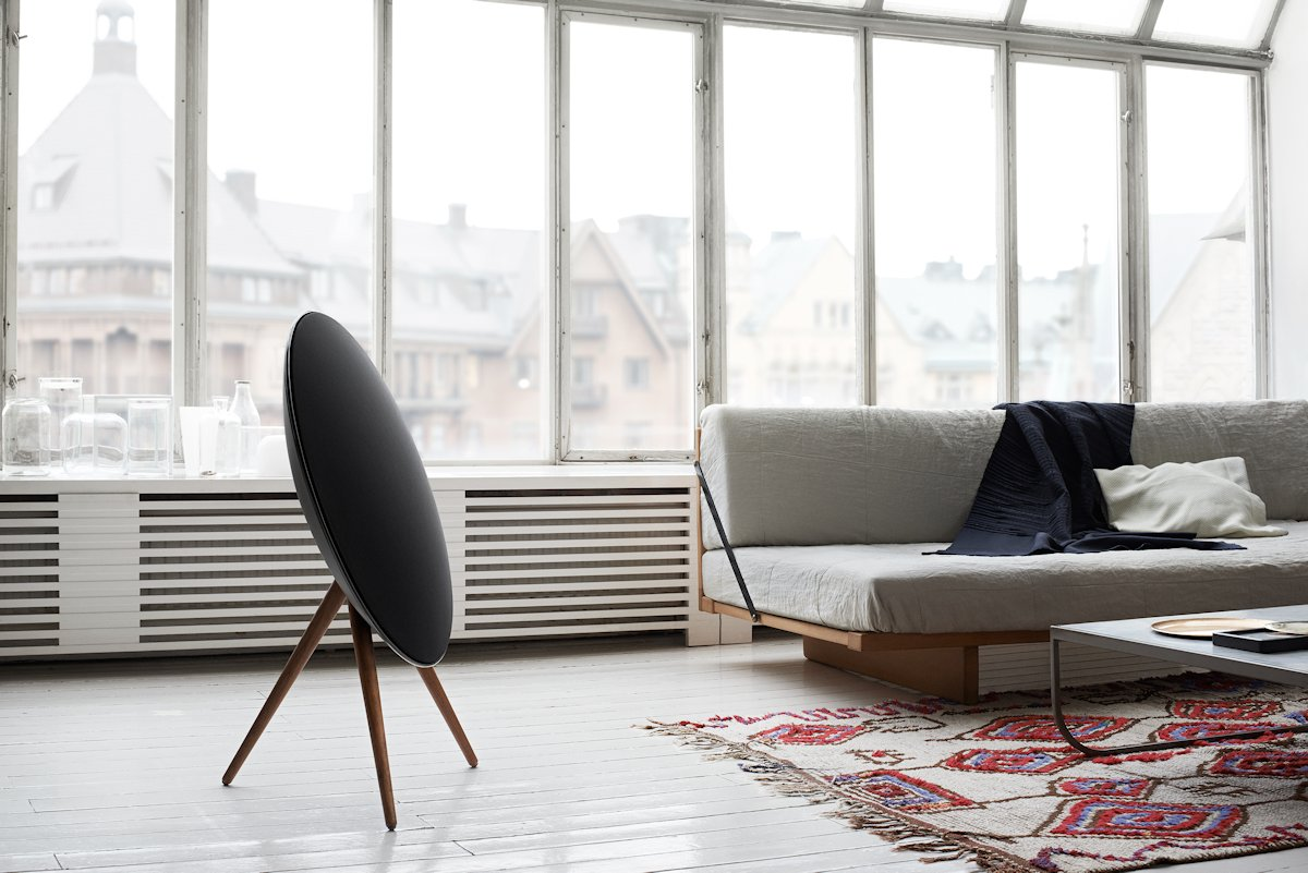 Beoplay A9. Foto: Bang & Olufsen